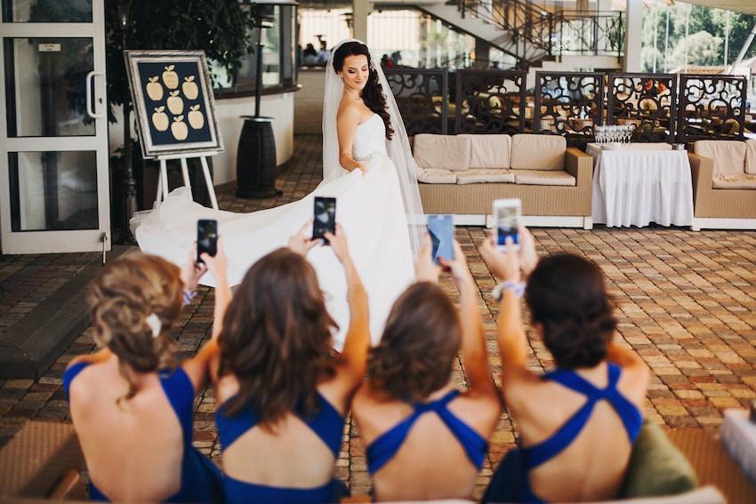 Fotomatón, photocall y otras ideas para tus fotos de boda.