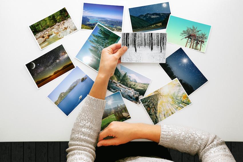 Tipos de fotografías